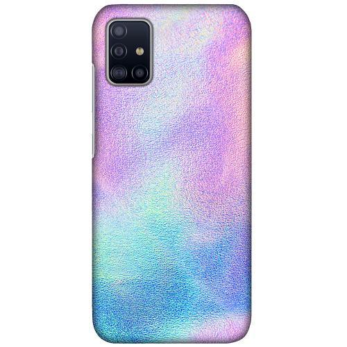 Samsung Galaxy A51 LUX Mobilskal (Matt) Frosted Lavender