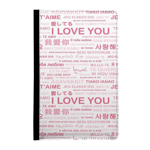 Samsung Galaxy Tab E 9.6 360 Väska International Love