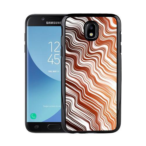 Samsung Galaxy J5 (2017) Mobilskal Distorted Soundwaves