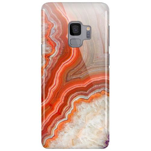 Samsung Galaxy S9 LUX Mobilskal (Glansig) Molten Dispersal