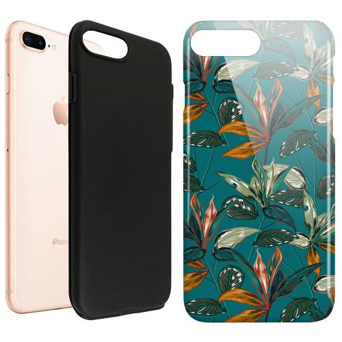 Apple iPhone 8 Plus LUX Duo Case Unknown Spaces