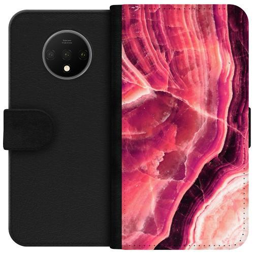 OnePlus 7T Plånboksfodral Metamorphic Ruby