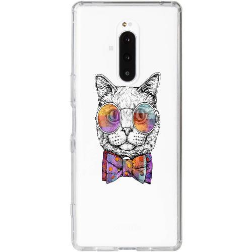 Sony Xperia 1 Thin Case Katt