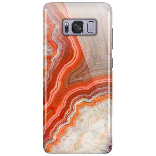 Samsung Galaxy S8 LUX Mobilskal (Glansig) Molten Dispersal