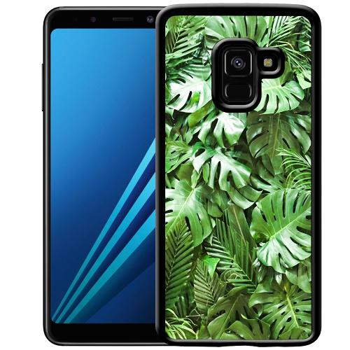 Samsung Galaxy A8 (2018) Mobilskal Green Conditions