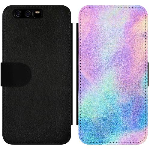 Huawei P10 Wallet Slimcase Frosted Lavender