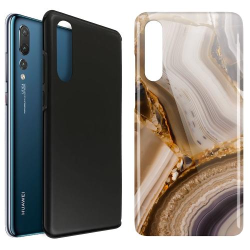 Huawei P20 Pro LUX Duo Case Amber Agate