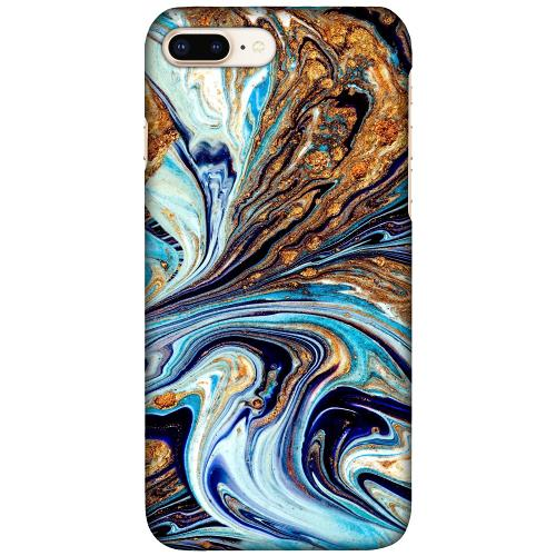Apple iPhone 7 Plus LUX Mobilskal (Matt) Timeslip