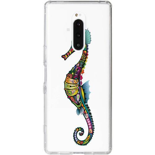 Sony Xperia 1 Thin Case Sjöhäst