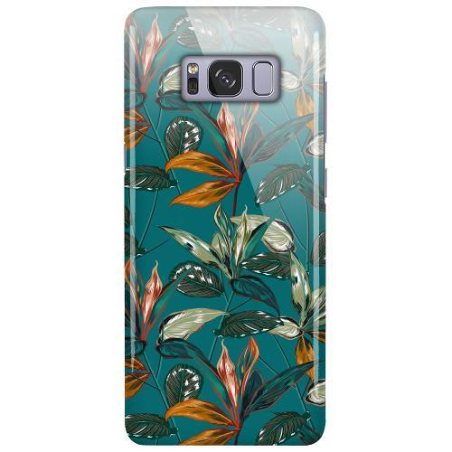 Samsung Galaxy S8 LUX Mobilskal (Glansig) Unknown Spaces