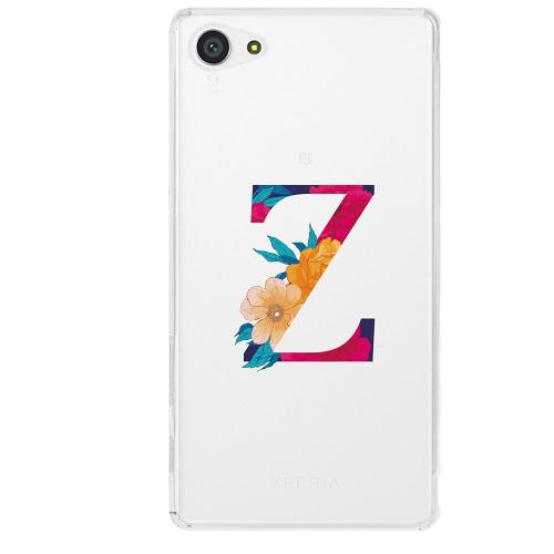 Sony Xperia Z5 Compact Firm Case Bokstaven - Z