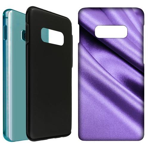 Samsung Galaxy S10e LUX Duo Case Silky Lavendel
