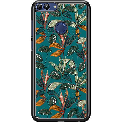 Huawei P Smart (2018) Hard Case (Black) Unknown Spaces
