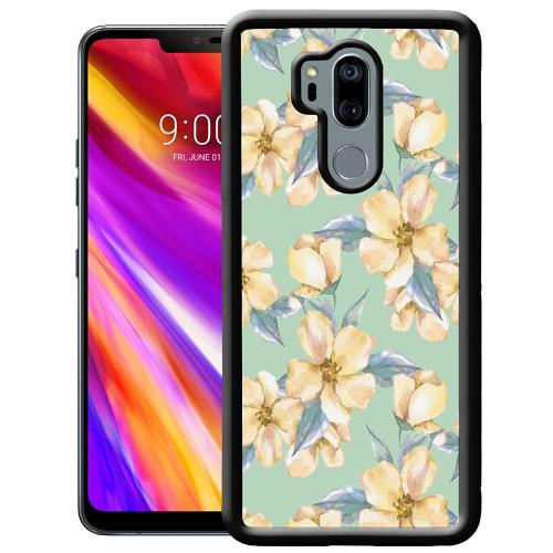 LG G7 ThinQ Mobilskal Waterproof Flowers