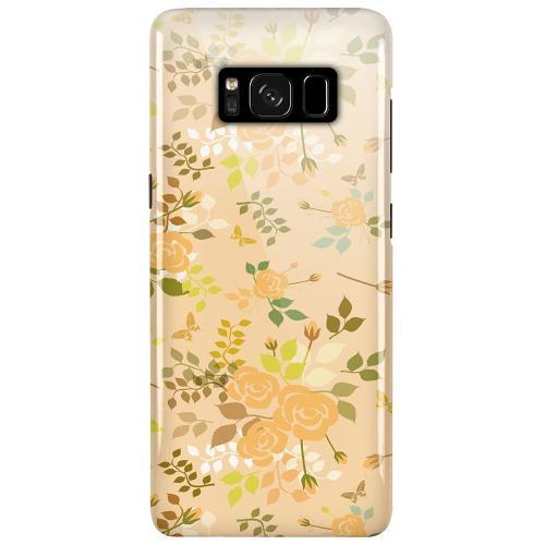 Samsung Galaxy S8 Plus LUX Mobilskal (Glansig) Flowery Tapestry