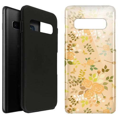 Samsung Galaxy S10 Plus LUX Duo Case Flowery Tapestry