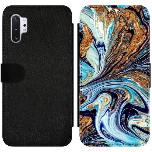 Samsung Galaxy Note 10 Plus Wallet Slimcase Timeslip