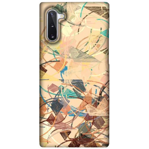 Samsung Galaxy Note 10 LUX Mobilskal (Matt) Colourful Expectations