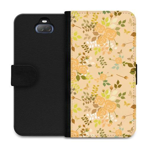 Sony Xperia 10 Plånboksfodral Flowery Tapestry