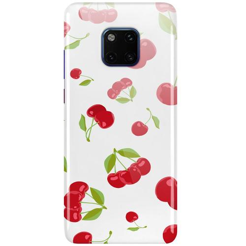 Huawei Mate 20 Pro LUX Mobilskal (Glansig) Cherry On Top