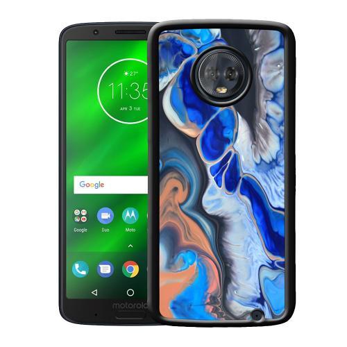 Motorola Moto G6 Plus Mobilskal Pure Bliss