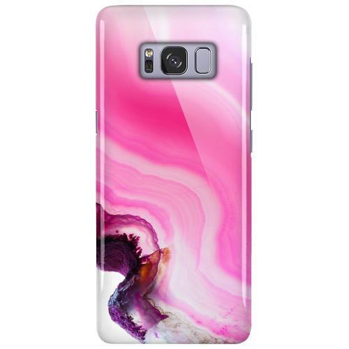 Samsung Galaxy S8 LUX Mobilskal (Glansig) Meditative Impulse