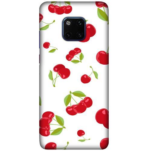 Huawei Mate 20 Pro LUX Mobilskal (Matt) Cherry On Top