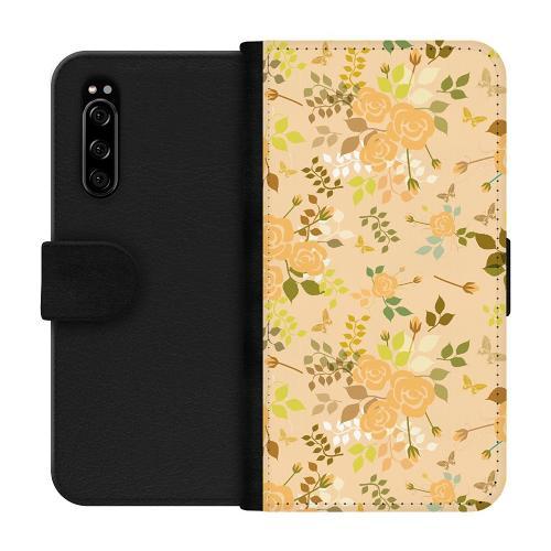 Sony Xperia 5 Plånboksfodral Flowery Tapestry