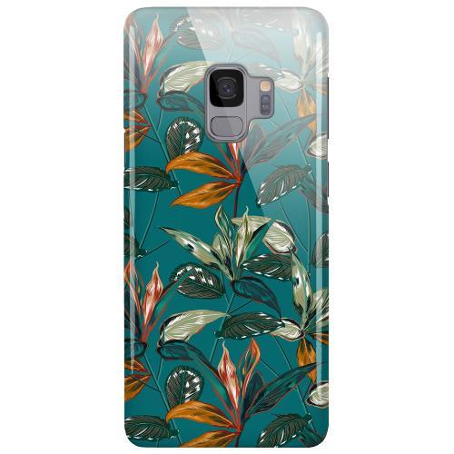Samsung Galaxy S9 LUX Mobilskal (Glansig) Unknown Spaces