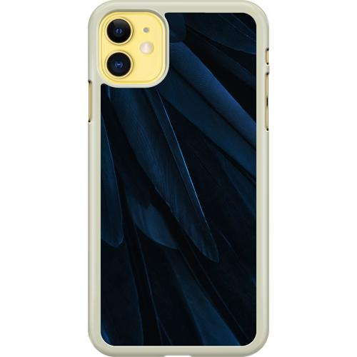 Apple iPhone 11 Hard Case (Transparent) Heavenly Raven