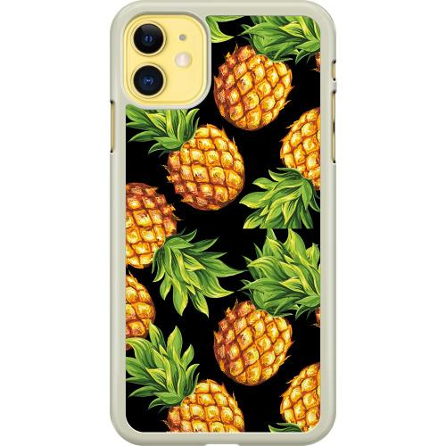 Apple iPhone 11 Hard Case (Transparent) Favourite Express