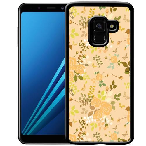 Samsung Galaxy A8 (2018) Mobilskal Flowery Tapestry