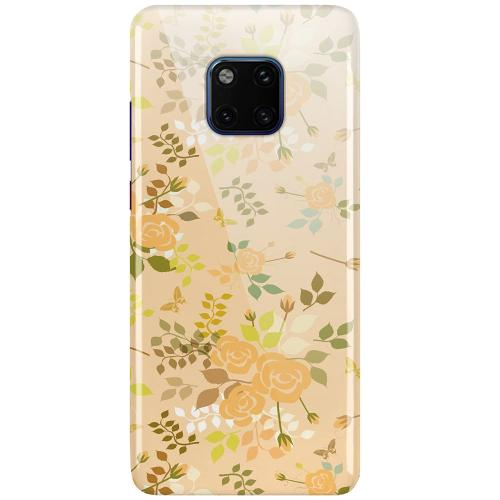 Huawei Mate 20 Pro LUX Mobilskal (Glansig) Flowery Tapestry