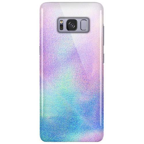 Samsung Galaxy S8 LUX Mobilskal (Glansig) Frosted Lavender
