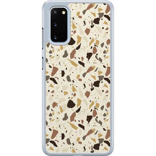 Samsung Galaxy S20 Hard Case (Transparent) It's Tile