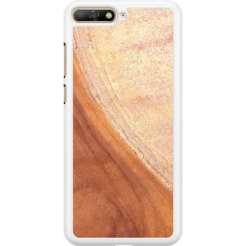 Huawei Y6 (2018) Hard Case (White) Microscopic Prospect