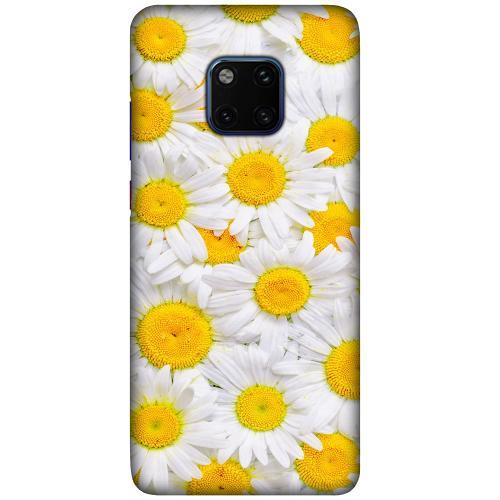 Huawei Mate 20 Pro LUX Mobilskal (Matt) Graceful Gerbera