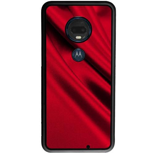 Motorola Moto G7 Plus Mobilskal Shiny Cerise