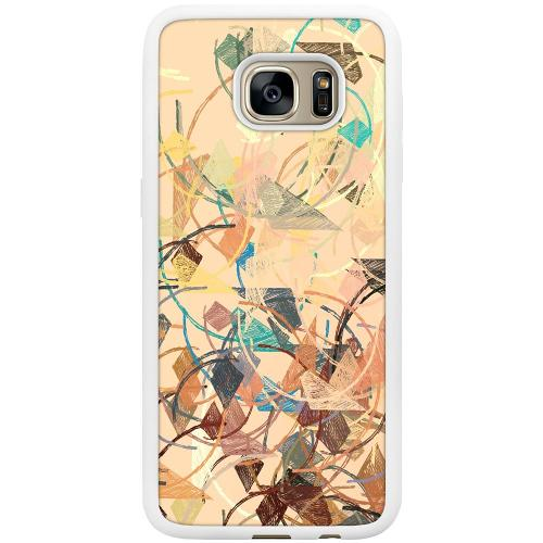 Samsung Galaxy S7 Edge Mobilskal Colourful Expectations