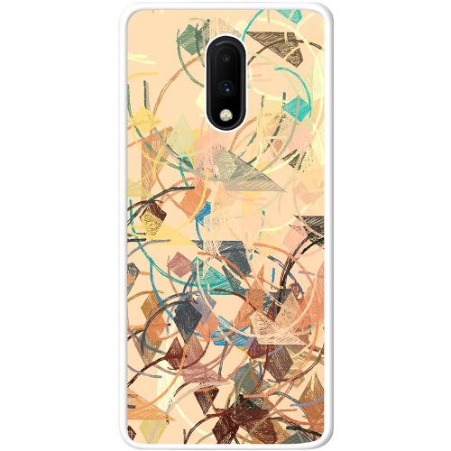 OnePlus 7 Mobilskal Colourful Expectations