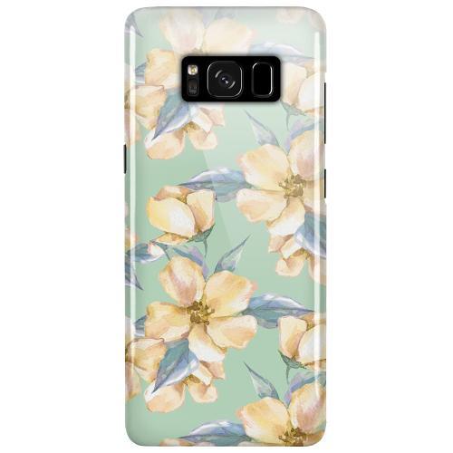 Samsung Galaxy S8 Plus LUX Mobilskal (Glansig) Waterproof Flowers