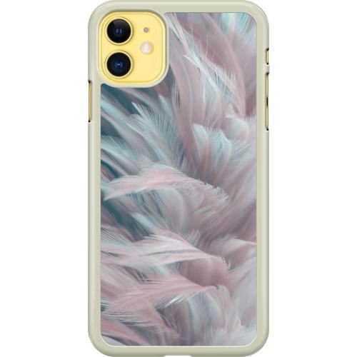Apple iPhone 11 Hard Case (Transparent) Angelic Affection