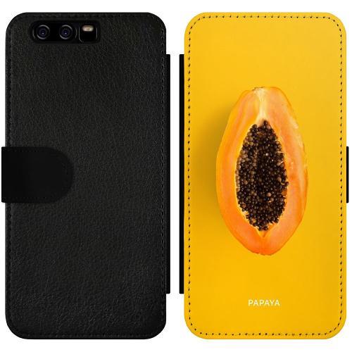 Huawei P10 Wallet Slimcase Papaya