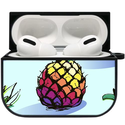 AirPod Pro Hållare Pineapple Contour