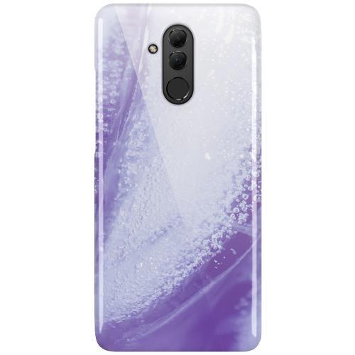 Huawei Mate 20 Lite LUX Mobilskal (Glansig) Glacial Lavendel