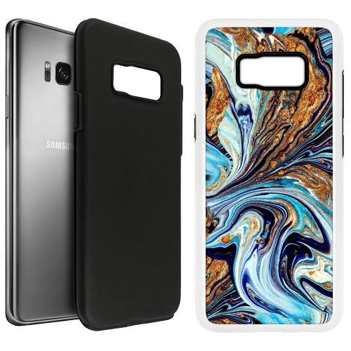 Samsung Galaxy S8 Duo Case Svart Timeslip