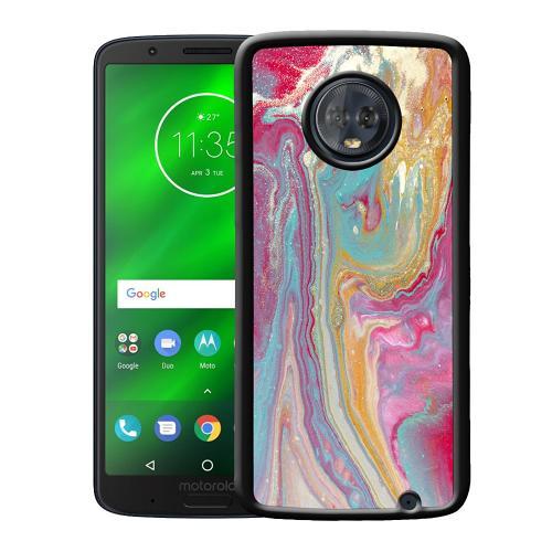 Motorola Moto G6 Plus Mobilskal Infatuated