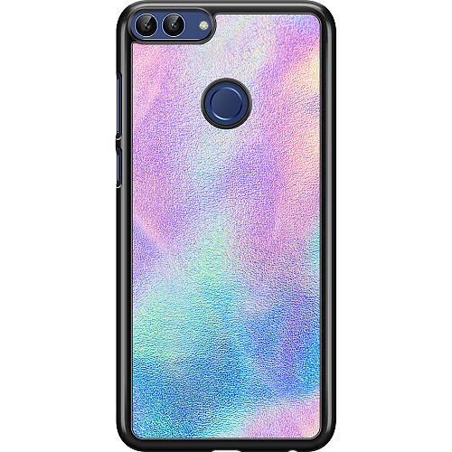 Huawei P Smart (2018) Hard Case (Black) Frosted Lavender