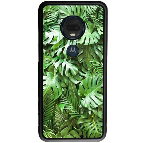Motorola Moto G7 Plus Mobilskal Green Conditions
