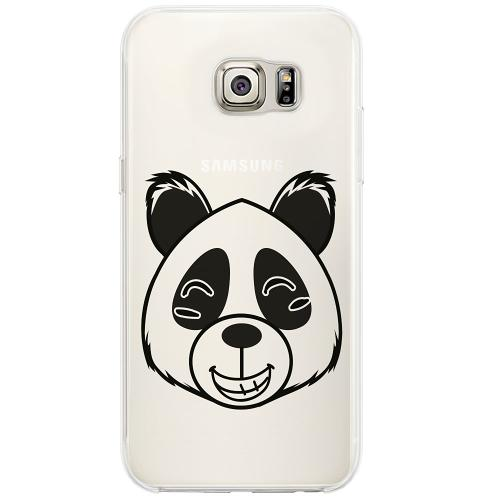 Samsung Galaxy S6 Edge Firm Case  Panda